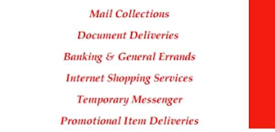Errands And Other Services We Offer! image 3