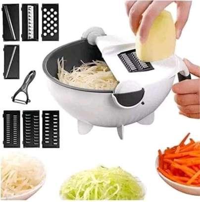 9 in 1 multi purpose vegetable cutter image 5