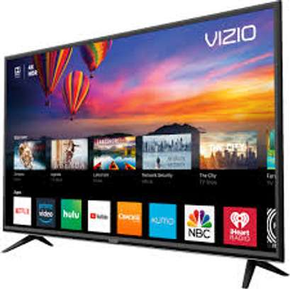 Vision Plus 65 Inches 4K UHD Android Smart Tv Very Slim Frameless image 1