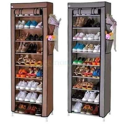 Portable shoe rack image 6