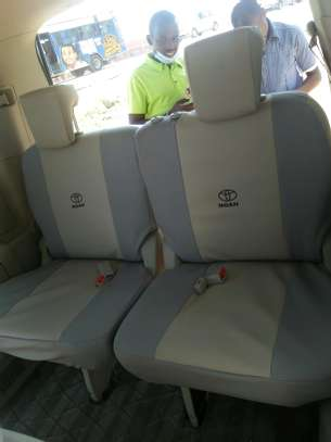 Toyota 102 car seat covers image 2