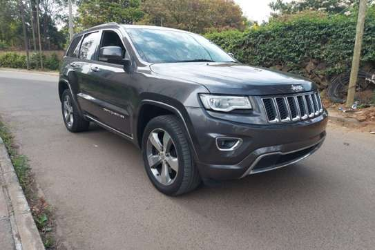 Jeep Grand Cherokee 3.0 CRD Overland 4x4 Automatic image 3