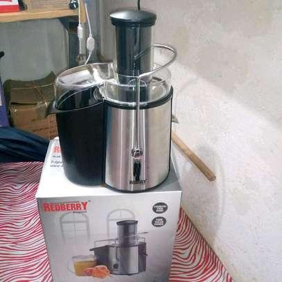 Redberry juicer/Electric juicer/Juicer image 2