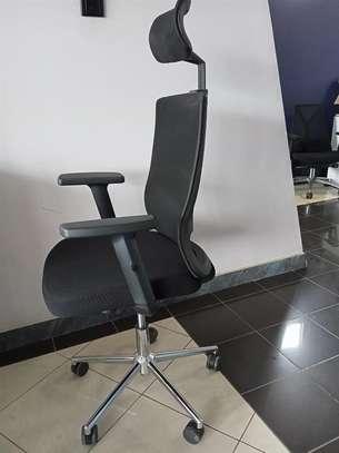 Semi orthopedic office chair image 1
