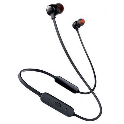 Jbl Tune 115BT In-Ear Headphones - Black image 2