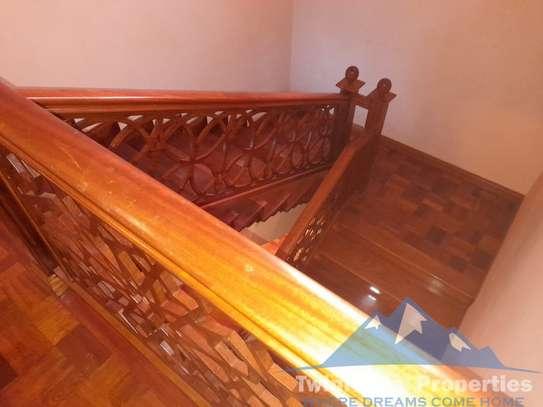 5 bedroom house for rent in Karen image 15