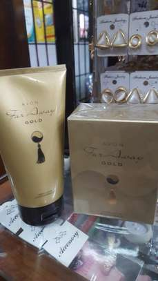 Avon Far Away Gold Body Lotion