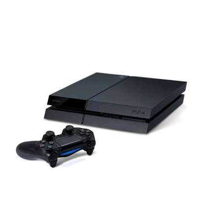 Brand new chipped ps4 standard with 10 games