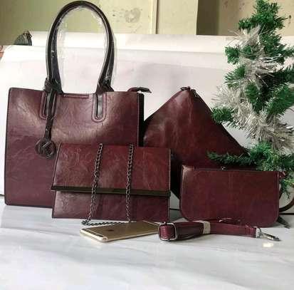 Pure leather Handbags image 13