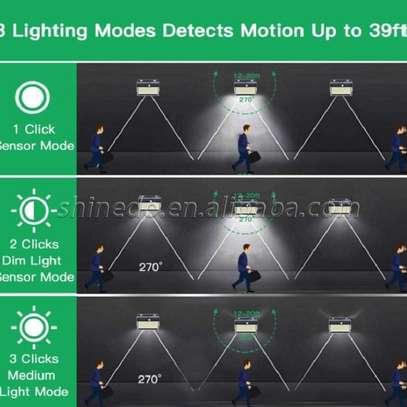 262 LED Solar Motion Sensor Lights Outdoor image 13