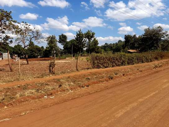 Mbeere North - Agricultural Land, Land