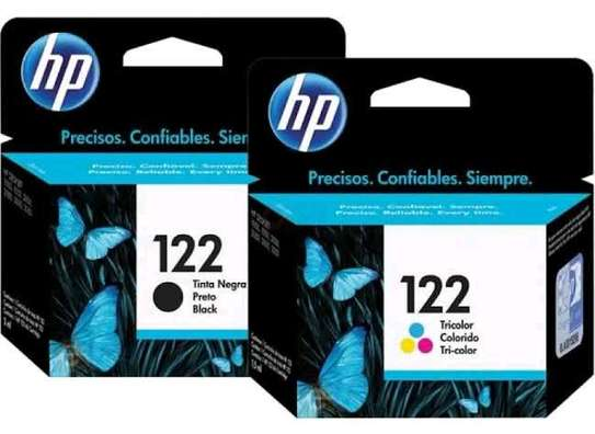 122 inkjet cartridge black and coloured refills CH562HE image 12
