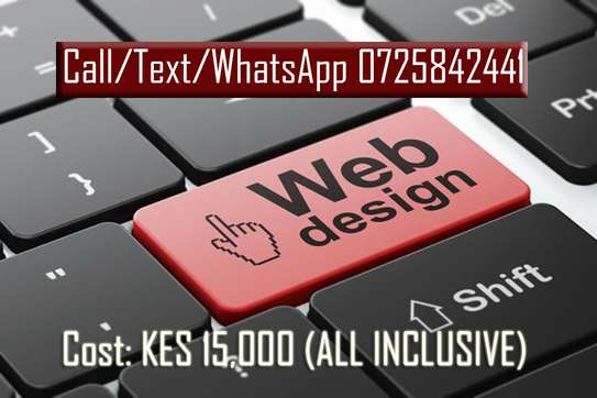 Web design and website redesign services. image 1