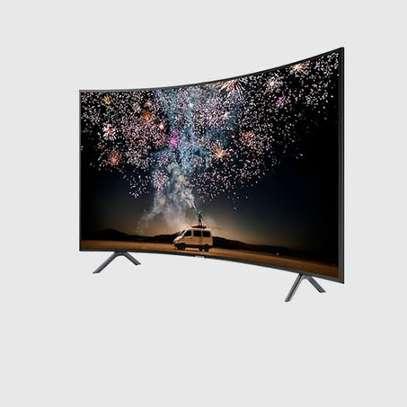 Samsung 49 inches Curved Smart 49RU7300 Digital UHD-4K TVs image 1