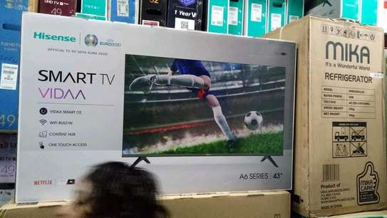 43 inch Hisense smart Full HD televisions image 1