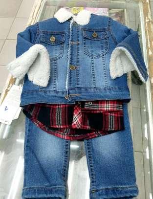 Children 3 in 1 suits 2.5 image 1