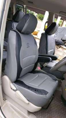 Synthetic Leather Car Seat Covers image 7