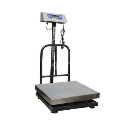 600 kg Platform Electronic Weighing/ Electronic Scale / Weighing Scale image 1