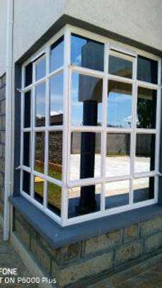 Aluminum framing and all building glasses