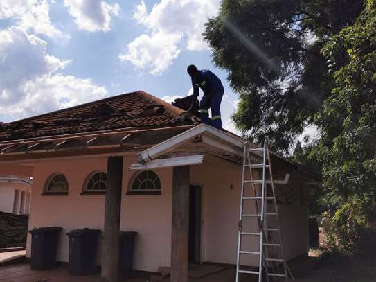 Affordable low cost roofing roof repair services /Best Roof Repair & Maintenance Specialists in Nairobi image 15