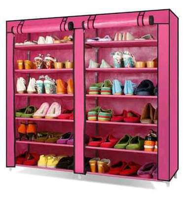 Executive Portable Quality Shoe Rack image 2