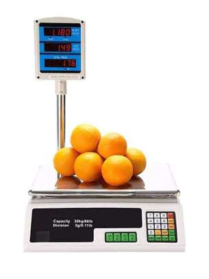BRAND NEW DIGITAL WEIGHING SCALE image 2