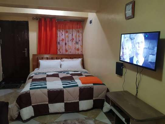 Fully furnished studio apartment Langata Nairobi