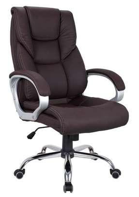 VIBRANT HIGH BACK OFFICE CHAIR image 1