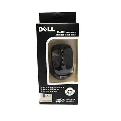 Fashion dell wireless mouse image 1