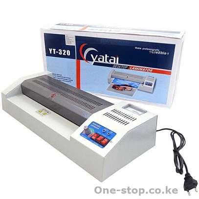 Yasen YT-320 laminating machine image 2