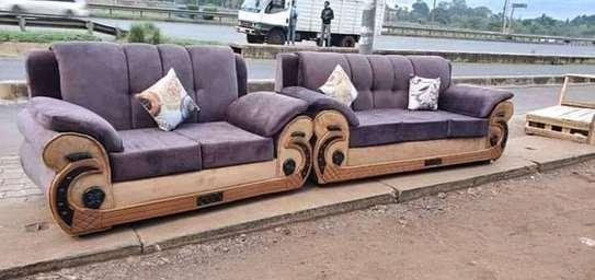 Kangaroo sofas-leather/fabric 5-7 seaters image 5
