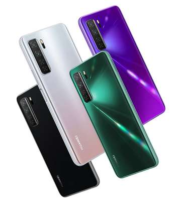 """Huawei Y7a ,6.67"""", 128GB ROM + 4GB RAM, Android 10, 5000mAh Battery image 1"""
