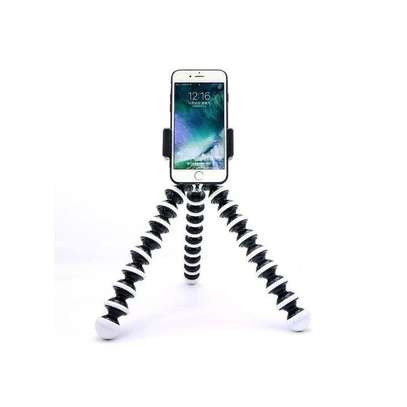 Octopus Tripod Flexible Bendable Tripod, Camera Tripod Octopus Camera Holder and Phone Tripod for Travel, Camping and Outdoor image 8