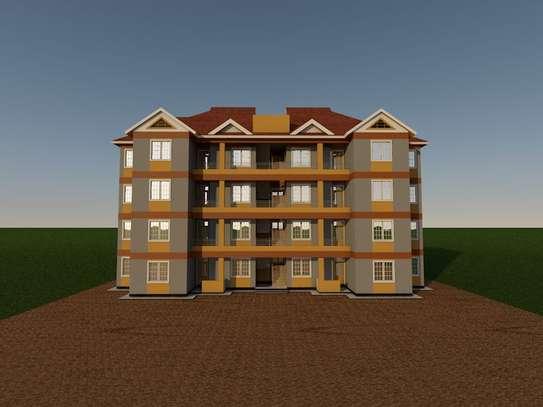 HOUSE PLANS AVAILABLE 2020- BUNGALOWS,MAISONETTES, VILLAS, FLATS image 9