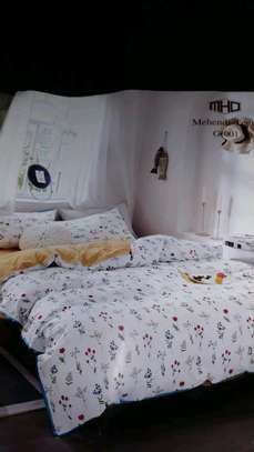 Binded cotton duvet 5*6 image 1