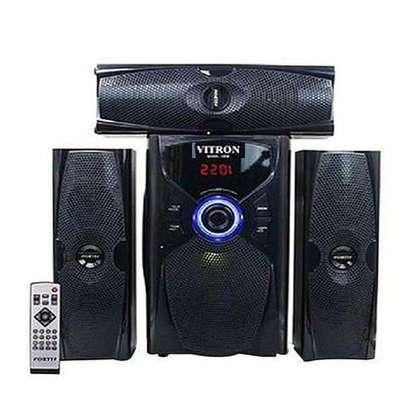 Vitron V636 3.1 Channel  Multimedia Bluetooth Speaker System Woofer image 3
