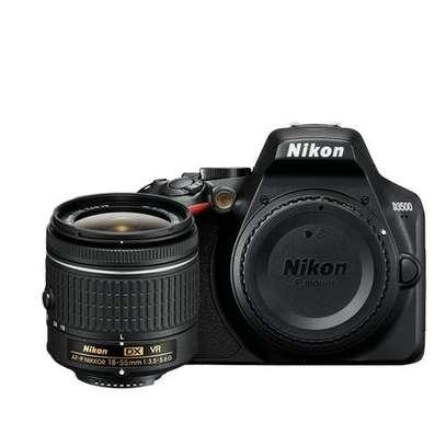Nikon D3500 18-55 VR KIT AF-PDX NIKKOR 18-55MM F/3.5-5.6G VR image 2