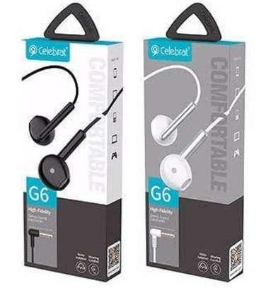 G6 powerful earphones image 1