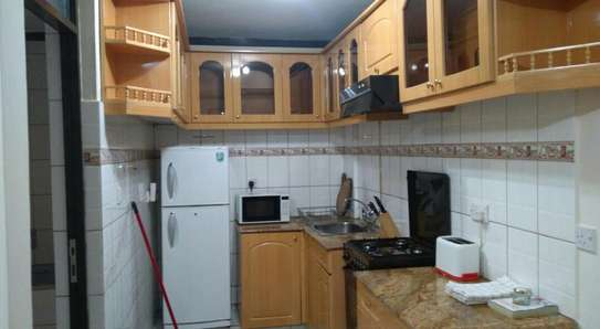 1 bedroom fully furnished riverside drive. image 3