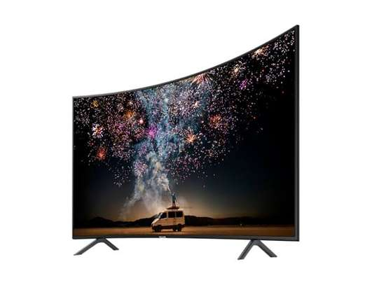 Samsung 55 inches Curved Smart Digital 4k Tvs