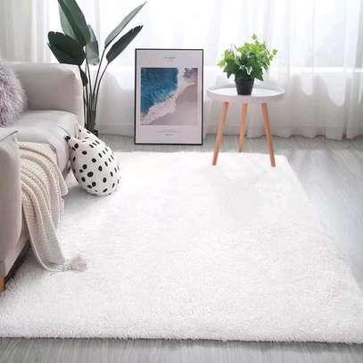 Fluffy Bedside carpets image 3