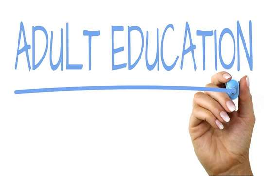 ADULT EDUCATION (Private Candidates) image 1