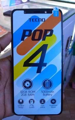 """Tecno Pop 4, 6"""", 32+2Gb Ram, 5000mAh, Dual Sim, Fingerprint Sensor image 1"""