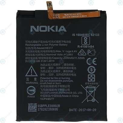 Nokia Nokia 6 Battery - Black image 1