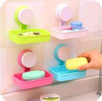 Soap dish holder image 1