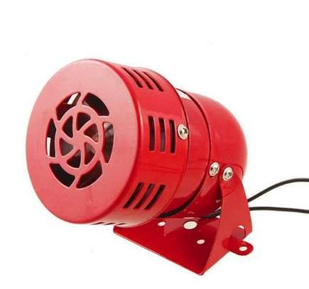 Mini siren alarm