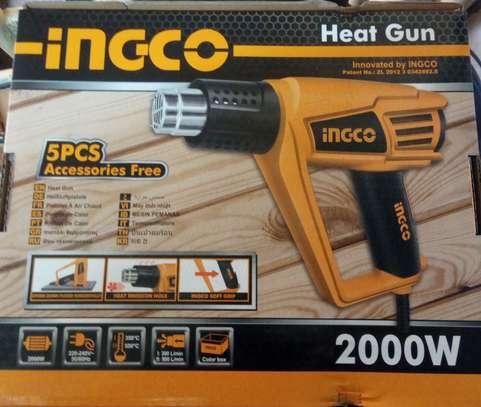 Ingco Heat gun.