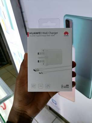 HUAWEI WALL CHARGER (MAX 40W) image 2