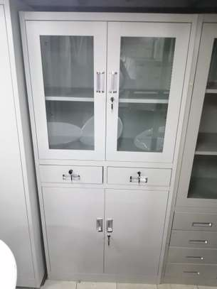 Two door filling cabinets image 10
