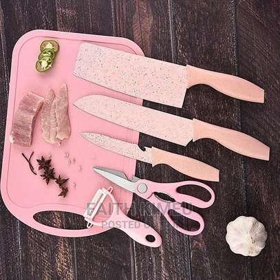 6 in 1 Ceramic Kitchen Set image 2